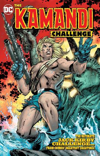 Kamandi Challenge (Paperback)