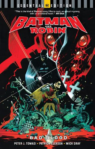 Batman And Robin: DC Essential Edition: Bad Blood (Paperback)