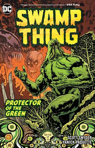 Swamp Thing: Protector of the Green: DC Essential Edition (Paperback)