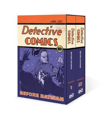 Detective Comics Before Batman Slipcase Set (Hardback)