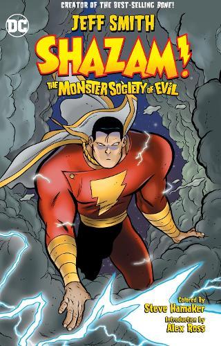Shazam!: The Monster Society of Evil (Paperback)