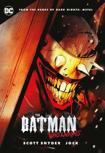 The Batman Who Laughs (Hardback)