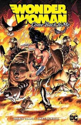Wonder Woman: Come Back to Me (Paperback)