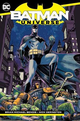 Batman: Universe (Hardback)