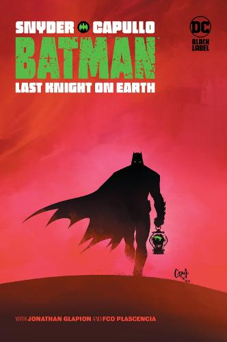Batman: Last Knight on Earth (Hardback)