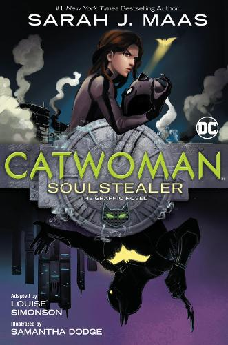 Catwoman: Soulstealer: The Graphic Novel (Paperback)