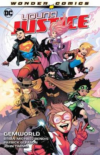Young Justice Volume 1: Gemworld (Paperback)