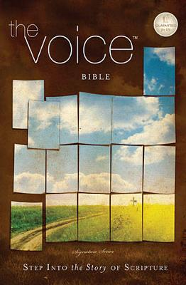 The Voice Bible, Personal Size, Paperback: Step Into the Story of Scripture (Paperback)
