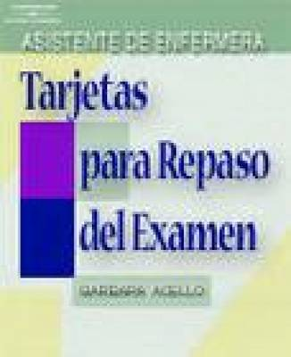 Nurse Aide Exam Review Cards (Paperback)