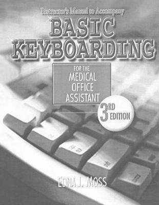 * Basic Kbdg F/Medical Office (Book)