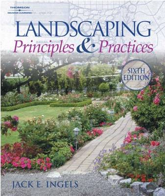 Landscaping: Principles and Practices (Hardback)