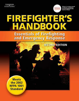 Firefighter's Handbook: Essentials of Firefighting and Emergency Response (Paperback)
