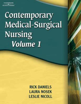 V1-Contemporary Med-Surg Nrsg (Book)