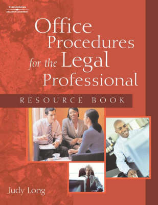 Legal Professional Rsrce Book (Book)