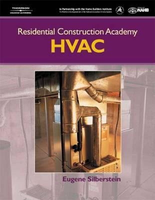 Residential Construction Academy: HVAC (Hardback)