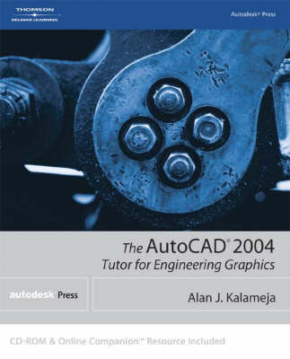 The AutoCAD 2004 Tutor for Engineering Graphics (Paperback)