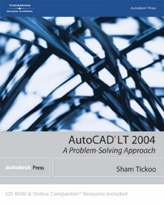 AutoCAD LT 2004: A Problem-Solving Approach (Paperback)