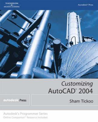 Customizing Autocad 2004 (Paperback)