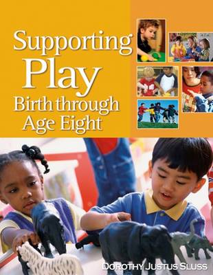 Supporting Play: Birth Through Age Eight (Paperback)