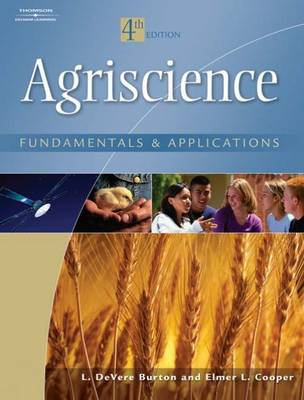 Agriscience: Fundamentals and Applications (Hardback)