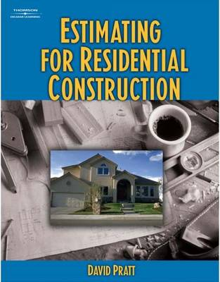 Estimating for Residential Construction (Paperback)