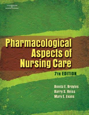 Pharm Aspects/Nursing Care 7e (Book)