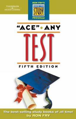 Ace Any Test (Paperback)