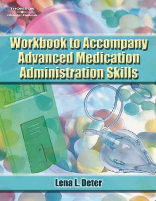 Wbk-Adv Medication Admin Skill (Book)