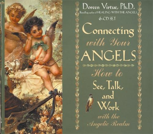 Connecting With Your Angels (CD-Audio)
