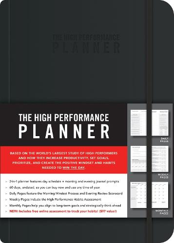 The High Performance Planner (Paperback)