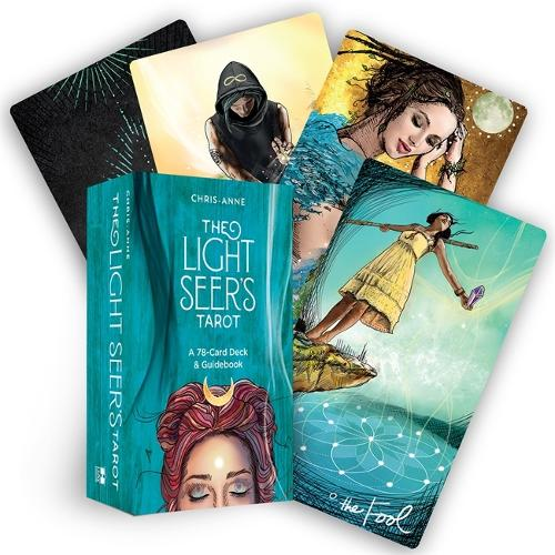 The Light Seer's Tarot: A 78-Card Deck & Guidebook
