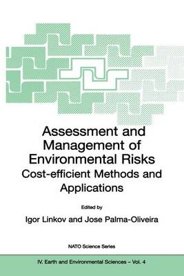 Assessment and Management of Environmental Risks: Cost-efficient Methods and Applications - NATO Science Series IV 4 (Hardback)