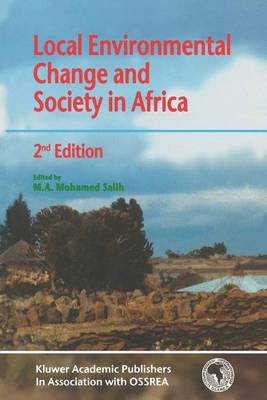 Local Environmental Change and Society in Africa (Hardback)
