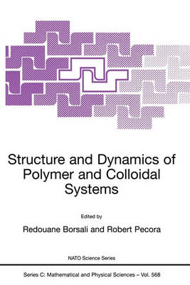 Structure and Dynamics of Polymer and Colloidal Systems - NATO Science Series C 568 (Paperback)