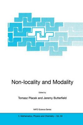 Non-locality and Modality - NATO Science Series II 64 (Hardback)
