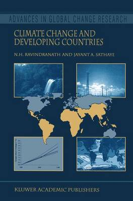 Climate Change and Developing Countries - Advances in Global Change Research 11 (Paperback)