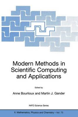 Modern Methods in Scientific Computing and Applications - NATO Science Series II 75 (Paperback)