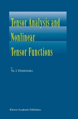 Tensor Analysis and Nonlinear Tensor Functions (Hardback)