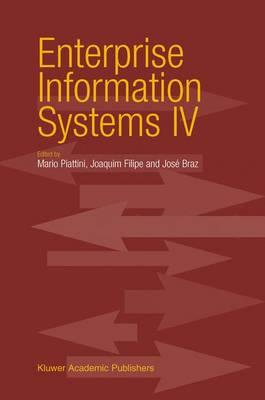 Enterprise Information Systems IV (Hardback)