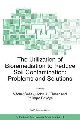 The Utilization of Bioremediation to Reduce Soil Contamination: Problems and Solutions - NATO Science Series IV 19 (Paperback)