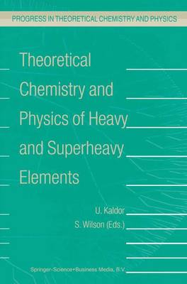 Theoretical Chemistry and Physics of Heavy and Superheavy Elements - Progress in Theoretical Chemistry and Physics 11 (Hardback)