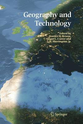 Geography and Technology (Hardback)