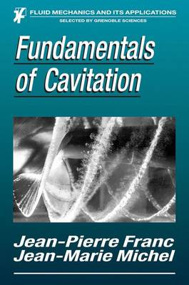 Fundamentals of Cavitation - Fluid Mechanics and Its Applications 76 (Hardback)