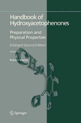 Handbook of Hydroxyacetophenones: Preparation and Physical Properties - Developments in Hydrobiology (Hardback)