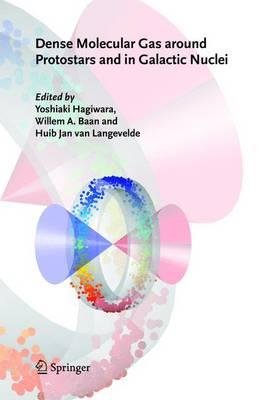 Dense Molecular Gas around Protostars and in Galactic Nuclei: European Workshop on Astronomical Molecules 2004 (Hardback)