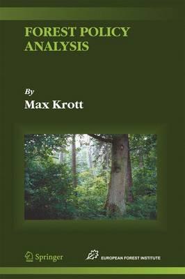 Forest Policy Analysis (Hardback)