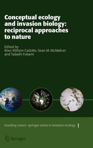 Conceptual Ecology and Invasion Biology: Reciprocal Approaches to Nature - Invading Nature - Springer Series in Invasion Ecology 1 (Hardback)