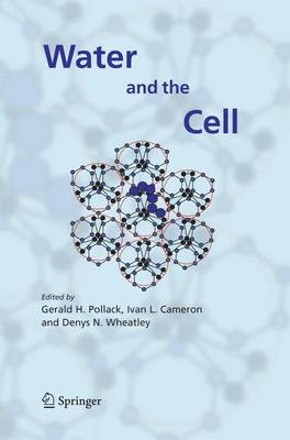 Water and the Cell (Hardback)