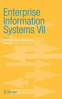 Enterprise Information Systems VII (Hardback)