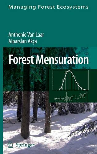 Forest Mensuration - Managing Forest Ecosystems 13 (Hardback)
